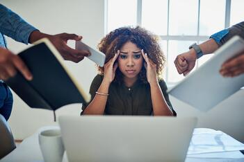 higher ed professional overwhelmed by SIS software options
